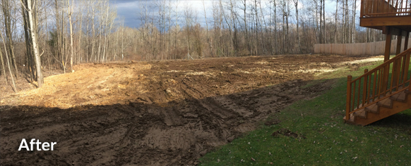 Excavating Project | Baldwinsville, NY