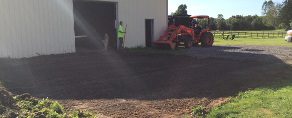 Excavating Project | Brewerton, NY